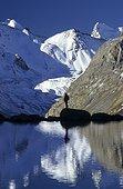 Randonnée au lac Larama dans les Ecrins Val de Clarée ; Alpes France