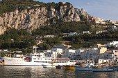 Port Capri Italy