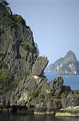 Rocks of Bay of Along Viêt Nam