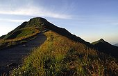 Puy Mary in Cantal Auvergne France