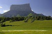 Mount Aiguille Vercors France