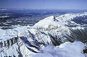 The Grand Veymont in France ; 2342 m high
