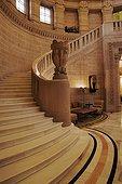 Escalator central luxurious Umaid Bhwan Palace India