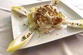 Salade d'Endive Fromage et Noix