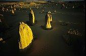 The pinnacles Nambung National Park, Australia