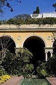 Garden pound at Jardins Ephrussi de Rothschild