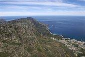 Montagne de la Table près du Cap Afrique du Sud
