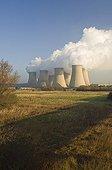 Centrale thermique de Ratcliffe-on-Soar Angleterre