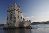 Belém Tower in Lisbon Portugal