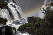 Iguaçu Falls Iguaçu NP Brazil