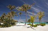 Beach of Island Kandooma South Male Atoll Maldive