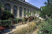 Orangery in Jardin des Plantes
