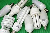 Ampoules basse consommation usagées à recycler France