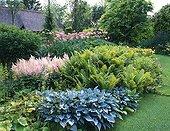 Garden through the seasons Summer Le Clos du Coudray