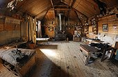 Ernest Shackleton's hut at Cape Royds on Ross Island