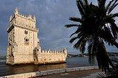Tower of Belem Lisbon Portugal