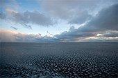 Ice in Baffin Bay Canada