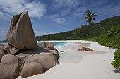 Anse Cocos on La Digue Seychelles