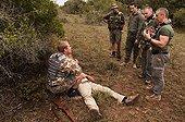Anti Poaching training at Kariega Game Reserve South Africa