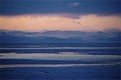 Coast of Baffin Island Northwest Passage Canada