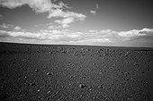 Rocky landscape and desert to Kerguelen