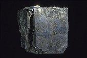 Galène originaire de l'Oklahoma aux Etats-Unis ; Collection : Ecole des mines