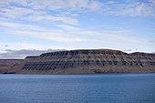 Devon Island Lancaster sound Nunavut Canada