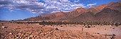 Montagnes plissées Anti Atlas Maroc