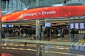 Duty-Free Shops, Terminal 3, Dubai International Airport, Dubai, United Arab Emirates, Middle East, Asia