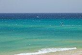 Sotavento Beach Fuerteventura Jandia Peninsula Canary