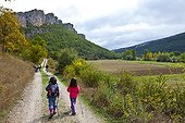 Hiking Hoces del Alto Ebro y Rudrón NP Burgos Spain