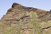Hiking on the eastern tip of the island of Madeira