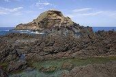 Sea to Porto Moniz Madeira Island