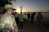 Translocation of 8 Rothschild giraffes to Lake Baringo Kenya