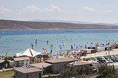 Seaside town of Alacati Cesme Turkey