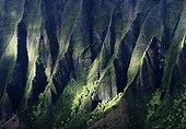 Waimea Canyon State Park in Hawaii