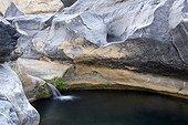 Cascade Wadi Damm Oman