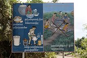 Sensibilisation aux dangers et la préservation de l'eau