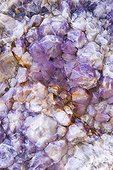 Quartz crystal at Swakopmund in Namibia ; KRISTALL GALERIE