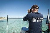 Lagoon Protection officer - New Caledonia ; Grand Lagon Sud