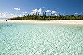 Ilot Kie - Marine Reserve Yves Merlet New Caledonia ; Grand Lagon Sud
