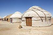 Camp de Yourtes d'Ayaz Kala - Ayaz Kala Khorezm Ouzbékistan