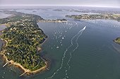 Ile aux Moines - Gulf of Morbihan Brittany France