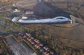 Ski slope on Bing - France