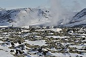 Geothermal power Hellisheiði - Iceland