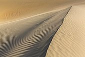 Mesquite Flat Sand Dunes - Death Valley NP California