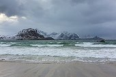 Utakleiv beach - Lofoten Norway
