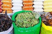 Coca leaves on OTC market - Cuzco Peru