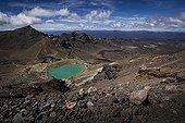 Mountain lake - PN Tongarino New Zealand
