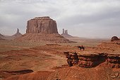 John Ford point   - Monument Valley Arizona USA